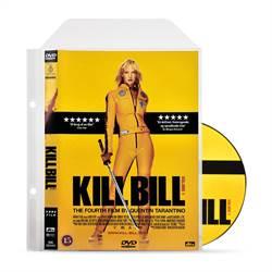 f31a3f1e192 DVD hoesjes met ringbandgaten voor het opbergen van dvd's - 100 stuks