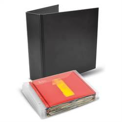 77d45b54076 CD-pakket - 100 CD hoesjes & 4 CD-mappen voor CD opbergen